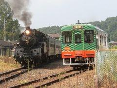 2020 北関東小さな旅 SLもおか&ときわ路のローカル鉄道めぐり
