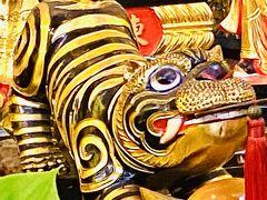 媽祖、虎爺、阿基拉を訪ねる旅(4)