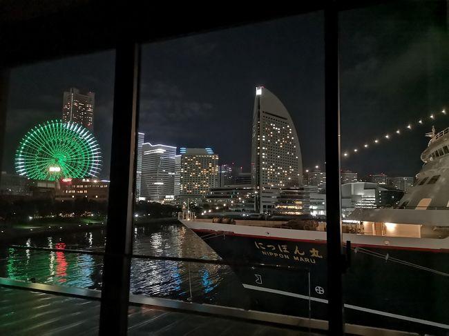 『再泊』インターコンチネンタルホテル横浜pier8でダラダラゴロゴロする