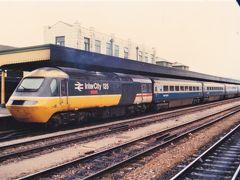古い写真をスキャン16(英国周遊鉄道の旅、1986年)