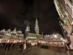 ブリュッセル 2020年1月の旅