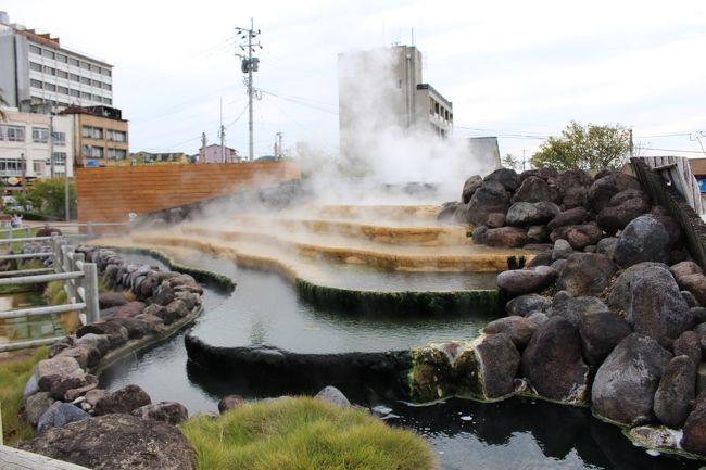小浜温泉_Obama Onsen 放熱量日本一!激アツ105℃の源泉+湧水の温泉と、橘湾に沈む美しい夕陽