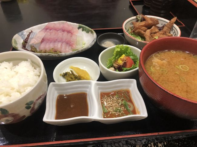 鯉ランチとかき氷とケーキおまけに長島温泉