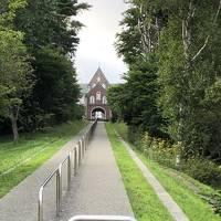 いさりび鉄道でトラピスト修道院へ 下