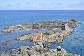 2020年夏 青森津軽 石めぐりの旅(2)津軽半島を東から西へ 綱不知海岸~高野崎~龍飛崎~青岩海岸