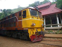 仕事なのにタイで泰緬鉄道体験ツアー参加