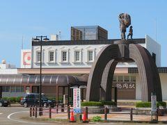 夜行高速バス、列車を乗り継いで新潟、山形へ③鶴岡