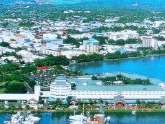 ケアンズ1999暮・7Days-1  ザ リーフホテル カジノ-6連泊 ☆グリーン島-アウターリーフへ