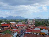 中米の旅(1)成田からニカラグアの首都マナグア