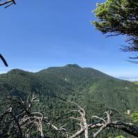 毎年恒例夏山登山と温泉旅行②