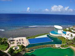 グアム リゾートホテルでのんびりしたら虹が「ど~ん」の旅 2015