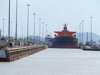 中米の旅(6)パナマ運河クルーズ