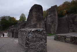 リヨン 古代史博物館を見学