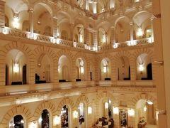2020.02ハンガリー旅行<1:ホテル ニューヨークレジデンスとニューヨークカフェ編>