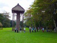 中米の旅(10)グアテマラ キリグア遺跡からホンジュラス