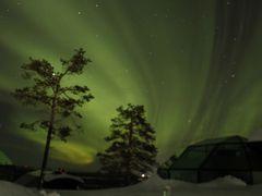 死ぬまでにオーロラを見たい~中年夫婦のフィンランド旅行記 その5 サンタクロース村~寝台列車