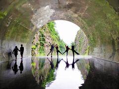 鏡面トンネル