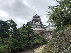 四国旅行☆カツオのたたきと高知城