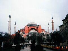 観光地化されたといっても、まだ観光客で溢れていなかったイスタンブール=1990年中東・中欧の旅1