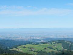 ドイツ(フライブルグ)出張:4日目 帰国日(Freiburg)