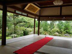 京都~大原三千院♪から始まる 夏の日帰り京都いくつ回れる?