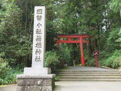箱根でのんびり(4)箱根神社とわかさぎ天ぷら