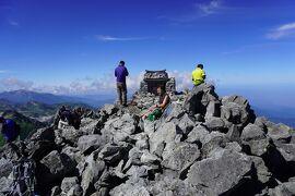 劔岳登山記 2