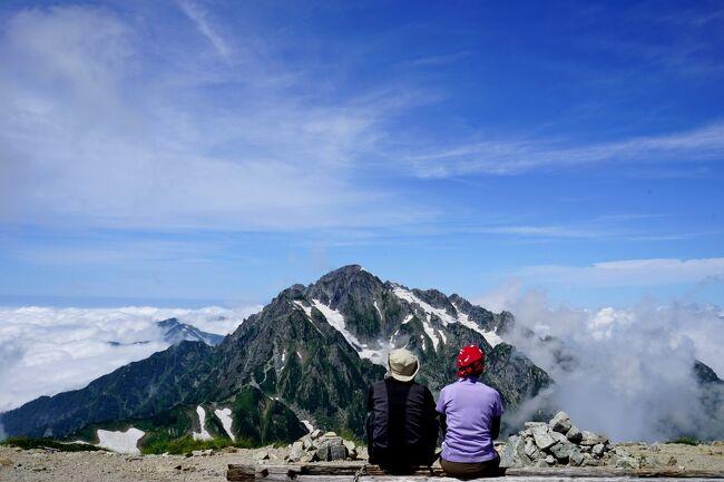 立山 星と花と遥かなる稜線の話 3