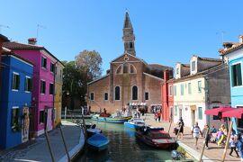 クロアチア・イストラ半島からイタリアへ(5)彩り溢れる漁師の島《ブラーノ島》