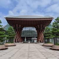 【北陸】ANAトクたびマイルで夏の北陸周遊(金沢、東尋坊、富山)