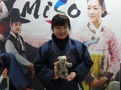 初めてのソウル その7・完(韓国・ロシア・ドイツ・イギリス・フランス 14日間の旅 1-7)Nソウルタワーと韓国伝統舞踊鑑賞~北京へ出発!