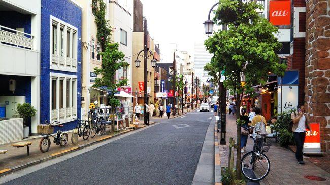 神楽坂を飯田橋の方向へ散策☆そして、東京メトロ南北線・東急目黒線で、武蔵小山へ☆