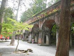 2020夏 関西6:京都 南禅寺レンガアーチの水路閣、平安神宮