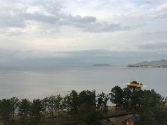 琵琶湖マリオットホテルでステイ