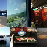 長距離高速バスに乗って、まったり食べ歩き〜富山&新潟グルメ満喫+αの旅〜