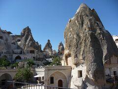 カッパドキア最終日、カイマクル地下都市、古代ギリシアの村ムスタファパシャと三姉妹岩