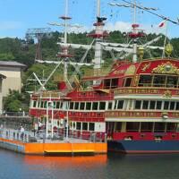 箱根でのんびり(6)箱根海賊船と富士屋ホテルのカレー