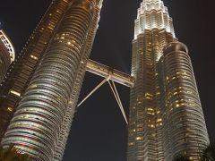 マレーシアで風に吹かれて…女一人旅【1日目】クアラルンプール到着&名所にご挨拶