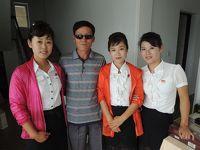 2014年 北朝鮮及び中国東北部・上海-C(北朝鮮編)/陸路平壌・開城・板門店