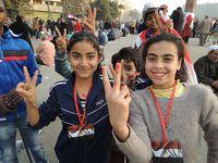 2014年 バンコク・カイロ経由エリトリア-B(エジプト編)/エジプト革命3周年記念日