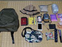 旅の持ち物備忘録②~街歩きバッグの防犯対策強化を考えてみた~
