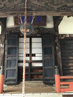 武蔵野三十三観音霊場の九、十札所にお参りしました(西所沢)