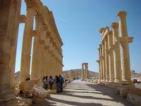 陸路で巡るトルコとレヴァント周遊旅 ⑬ シリア後編 (世界遺産・パルミラ遺跡で皿洗い)