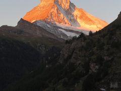 2019年9月  スイス ツェルマット旅行記後編
