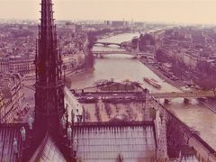 1974年初のヨーロッパ1(パリ)