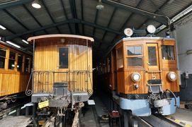 スペイン鉄道の旅 お正月のバルセロナとマヨルカ島(その3 路線バスでパルデモサ、ディアに立ち寄りソーイェル)