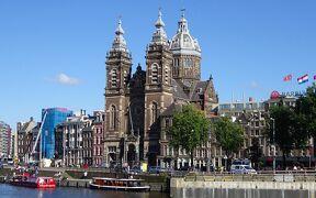 2008ベネルクスひとり旅10:おしまいもアムステルダム
