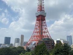 【東京】東京プリンスホテル/子連れ