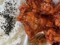 秋田市山王界隈で、豚肉、カレー以外のランチを食べ歩く
