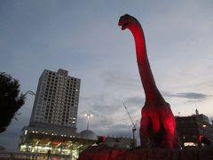 どこでも恐竜・福井県、でも私たちは歴史の旅。